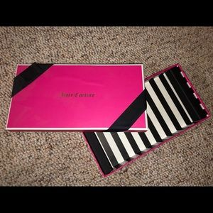 2 juicy couture boxes